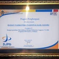 Penghargaan dari KPPN