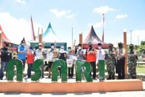 PENGUMUMAN PEMENANG LOMBA MURAL WAR ON DRUG DI DESA WONOASRI